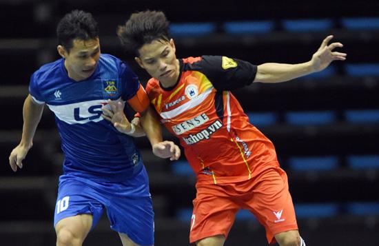 """Cuộc thi """"Đồng hành cùng Giải Futsal Quốc gia 2016"""""""