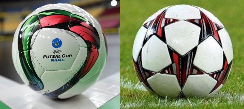 Futsal và Football – Không yêu đừng nói lời cay đắng