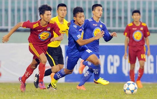 Danh sách thi đấu của các đội tham dự vòng loại giải U17 QG- Cúp Thái Sơn Nam 2016