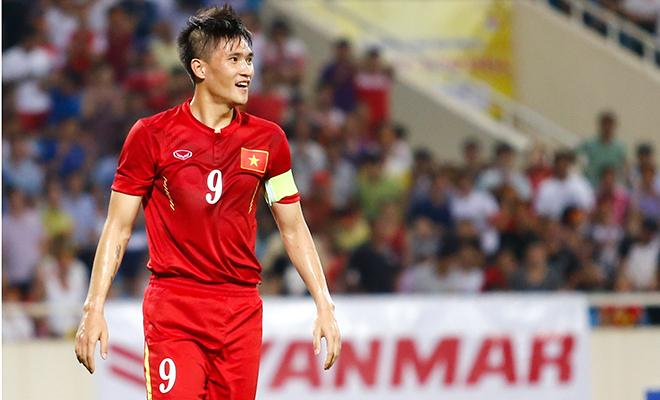Công Vinh và kỷ lục mới với tuyển Việt Nam