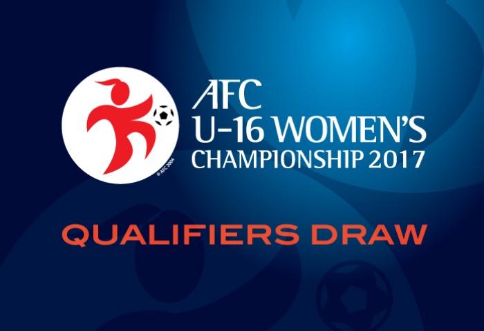 Lịch thi đấu bảng D vòng loại giải bóng đá U16 nữ châu Á 2017