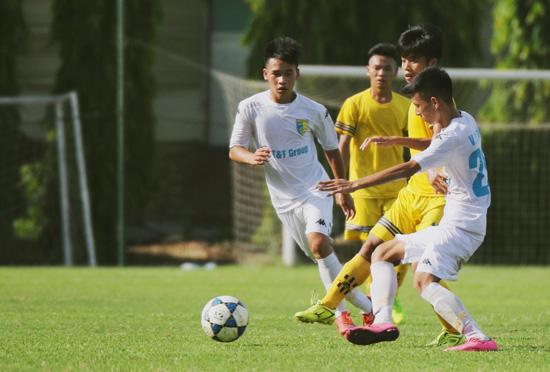 Kết quả lượt 8 vòng loại U17 QG- Cúp Thái Sơn Nam 2016: 5/12 vé vào VCK đã có chủ