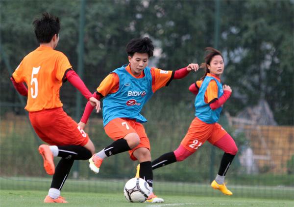 BXH FIFA quý II/2016: Đội tuyển nữ Việt Nam tăng 1 bậc lên vị trí 34