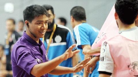 Trọng tài Việt Nam được FIFA bổ nhiệm cầm còi tại VCK Futsal World Cup 2016