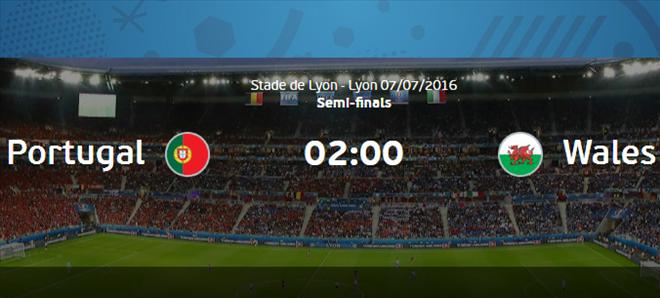 Nhận định và dự đoán trận Bồ Đào Nha vs Wales, 02h00 ngày 7/7