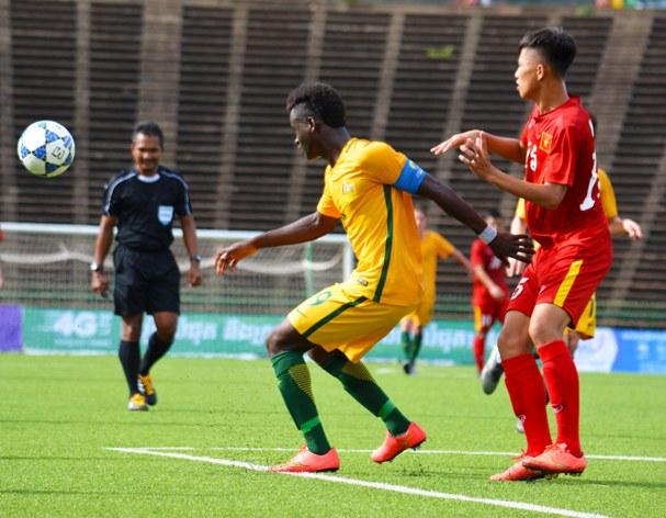 Việt Nam đại thắng Australia tại Giải vô địch U16 Đông Nam Á 2016