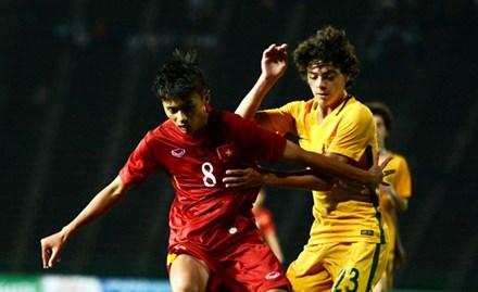 Thua Australia sau loạt luân lưu 11m, U16 Việt Nam giành ngôi Á quân giải Đông Nam Á 2016