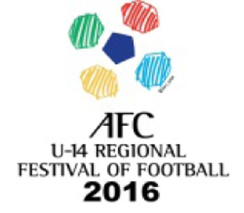 LTĐ Festival bóng đá U14 châu Á khu vực Đông Nam Á 2016 (điều chỉnh)