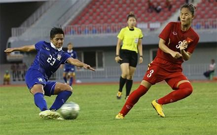 Thua sau loạt sút luân lưu 11m, ĐT nữ Việt Nam lỡ cơ hội vô địch giải bóng đá Đông Nam Á 2016
