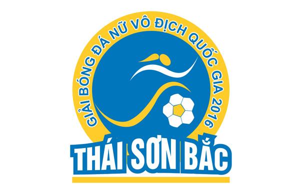 Lịch thi đấu lượt về giải bóng đá nữ VĐQG - Cúp Thái Sơn Bắc 2016