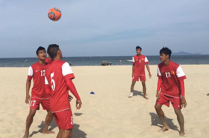 ĐT Việt Nam xếp thứ Tư chung cuộc tại Giải bóng đá bãi biển lục địa 2016