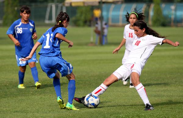 VL bảng D giải bóng đá U16 nữ châu Á 2017 (27/8): Palestine tạo bất ngờ