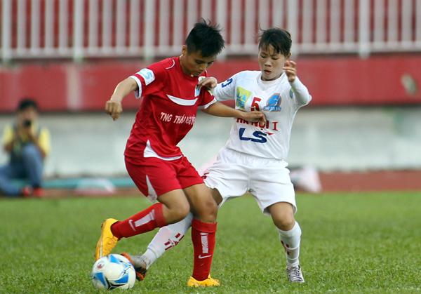 Vòng 10 Giải bóng đá nữ VĐQG – Cúp Thái Sơn Bắc 2016: Hà Nội I trở lại ngôi đầu
