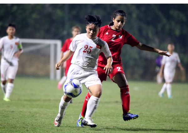 Thắng trận thứ ba liên tiếp, U16 nữ Việt Nam hẹn U16 nữ Australia trong trận quyết đấu