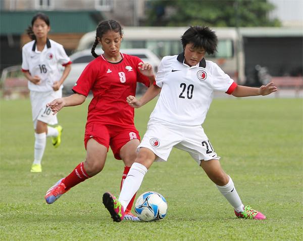 VL bảng D giải U16 nữ châu Á 2017 (1/9): Palestine có trận hòa thứ hai, Iraq vẫn chưa có điểm