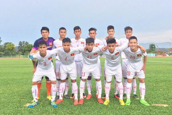 Giao hữu tại Malaysia, U16 Việt Nam thắng U16 Yemen 1-0