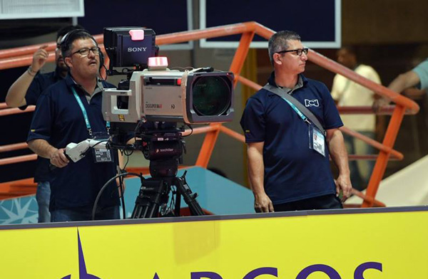 16 camera HD ghi hình buổi tập chính của Tuyển futsal Việt Nam