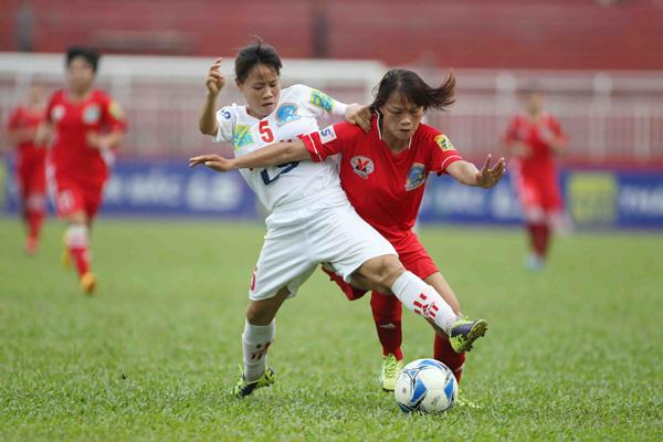 Dự thi đợt IV Đồng hành cùng giải nữ VĐQG- Cúp Thái Sơn Bắc 2016: Cảm phục khi theo dõi các chị chơi bóng