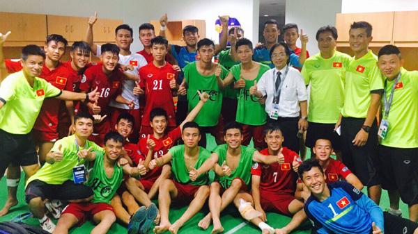 U16 Việt Nam: Từ ký ức 2000 đến thế hệ 2000