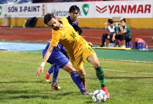 U19 Australia vô địch giải U19 Đông Nam Á - Cúp Vietcombank 2016