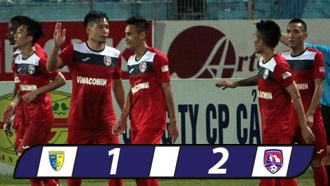 Thắng Hà Nội T&T 2-1, Than Quảng Ninh vô địch Cúp QG Kienlongbannk 2016
