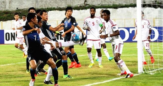 Xác định đội bóng đầu tiên vào chơi Chung kết U16 châu Á 2016