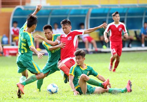 VL Giải vô địch U21 QG Báo Thanh Niên 2016: 2 trận chung kết bảng C, D đã định hình