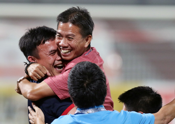 Đánh bại Bahrain tại tứ kết giải châu Á, U19 Việt Nam giành vé tham dự FIFA U20 World Cup 2017