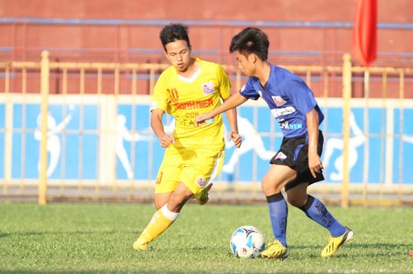 VCK Giải vô địch U21 QG Báo Thanh Niên - Cúp Clear Men 2016 (28/10): Hà Nội T&T và Sanna Khánh Hòa vào bán kết