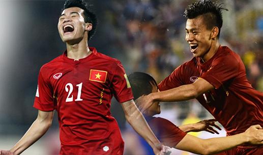 Đồng hành cùng ĐTVN tại AFF Suzuki Cup 2016: Văn Toàn, Văn Thanh- dấu ấn quê hương Hải Dương