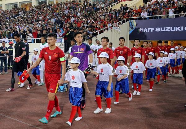 Đồng hành cùng ĐTVN tại AFF Suzuki Cup 2016: Tạm biệt anh, người anh cả của ĐT Việt Nam