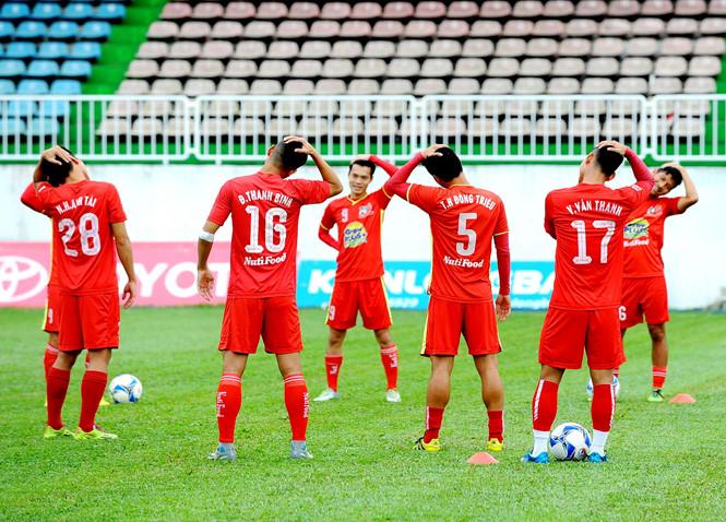 Danh sách 6 đội tham dự Giải U21 Quốc tế Báo Thanh Niên 2016- Cúp Clear Men
