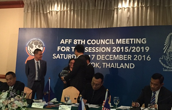 Việt Nam cùng bảng với Thái Lan tại Giải nữ U15 Đông Nam Á 2017