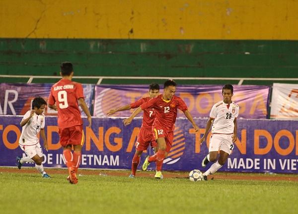 U21 Báo Thanh Niên Việt Nam mất điểm đáng tiếc ở phút bù giờ