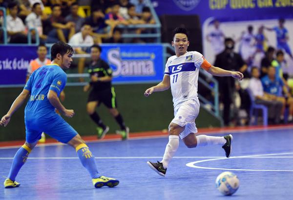 Lịch thi đấu Giải Futsal Cúp Quốc gia năm 2016