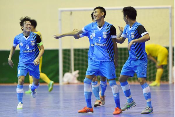 Ngày mai (23/12), khởi tranh Giải Futsal Cúp Quốc gia 2016