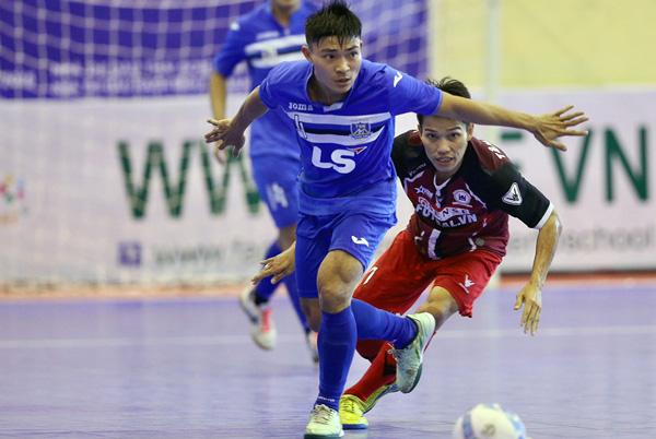 Giải Futsal Cúp QG 2016: Thái Sơn Nam và HPN Phú Nhuận tranh ngôi vô địch