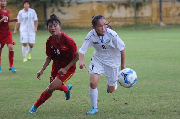 Lịch thi đấu giải vô địch U15 nữ AFF 2017