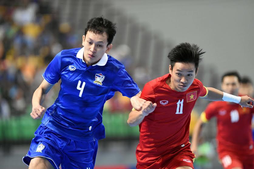 Kết quả bốc thăm & Lịch thi đấu giải Futsal vô địch AFF 2017
