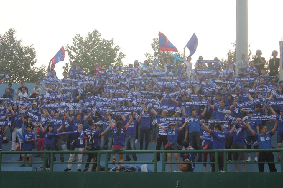 Sân Mỹ Đình mở cửa tự do ở trận Than Quảng Ninh đá AFC Cup