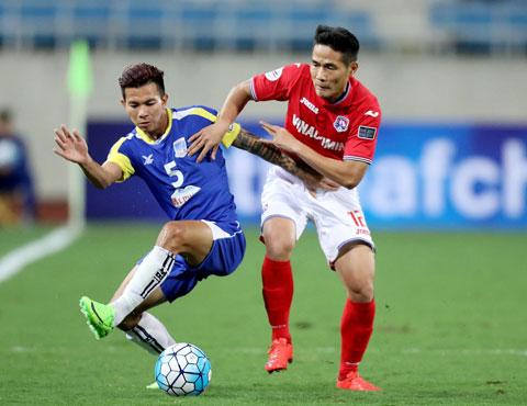AFC Cup 2017: Than Quảng Ninh chia điểm đáng tiếc trước Yadanarbon FC