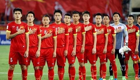 BXH FIFA tháng 3/2017: ĐT Việt Nam vẫn ở vị trí 136 thế giới