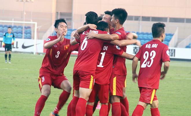 Kế hoạch hoạt động của ĐT U19 - U20 Quốc gia năm 2017
