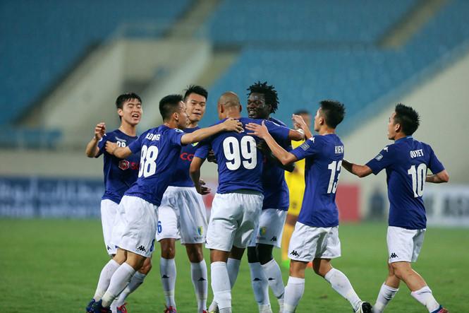 AFC Cup 2017: Hà Nội FC có chiến thắng đầu tiên