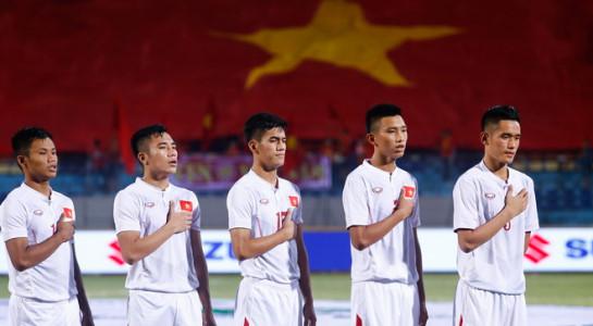 Danh sách ĐT U20 Việt Nam tập trung chuẩn bị tham dự VCK U20 World Cup 2017