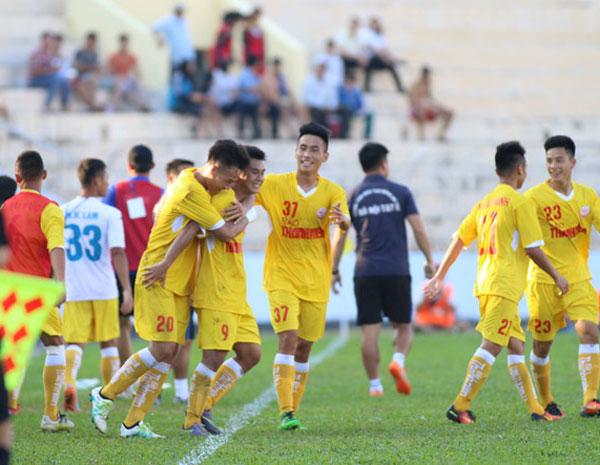 VCK U19 Quốc Gia 2017: Hà Nội có chiến thắng ngược dòng trước PVF