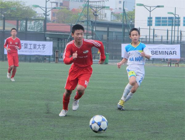 Ngày mai (25/3), khai mạc giải bóng đá giao hữu U15 Việt Nam – Nhật Bản Unical Cup 2017