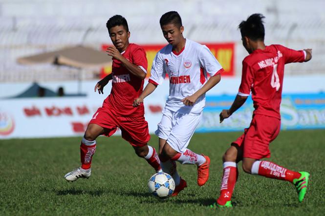 Viettel và Thừa Thiên Huế giành quyền vào bán kết VCK U19 Quốc Gia 2017