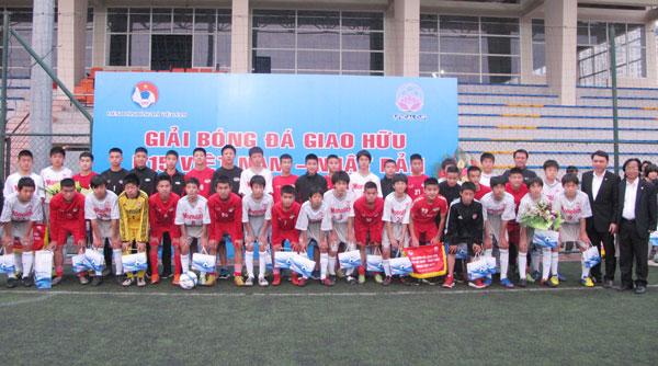 Bế mạc giải giao hữu U15 Việt Nam - Nhật Bản Unical Cup 2017: Thắt chặt hữu nghị và giao lưu bóng đá