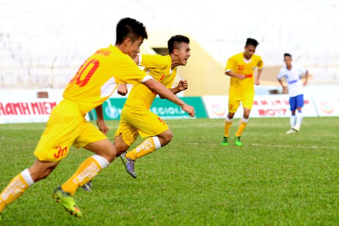VCK U19 Quốc Gia 2017: Hà Nội gặp lại PVF ở chung kết